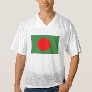 Bangladesh Flag Men's Football Jersey