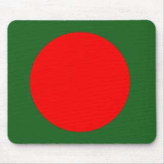 Bangladesh Flag Mouse Pad