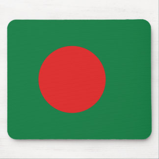 Bangladesh Flag Mousepad