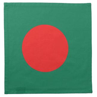 Bangladesh Flag Napkin
