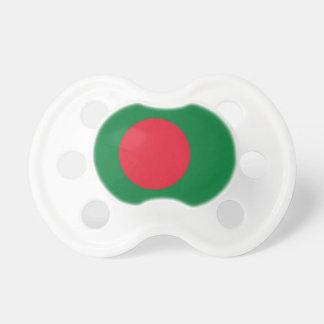 Bangladesh Flag Baby Pacifiers