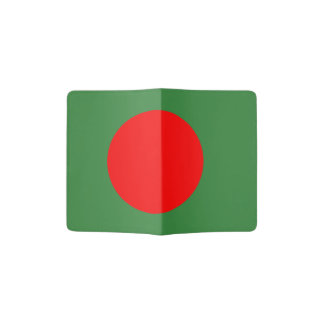 Bangladesh Flag Passport Holder