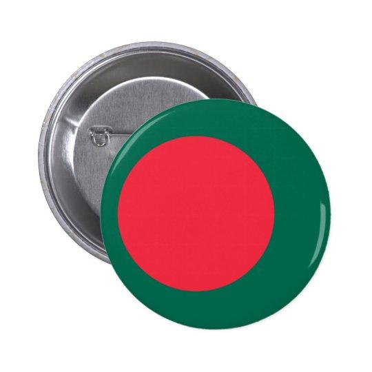 Bangladesh Flag Pinback Button