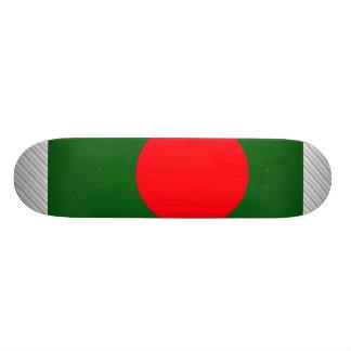 Bangladesh Flag Skateboard