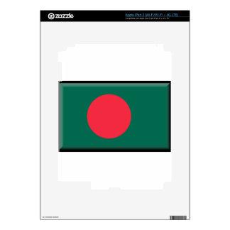 Bangladesh Flag Skins For iPad 3