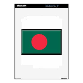Bangladesh Flag iPad 2 Skin