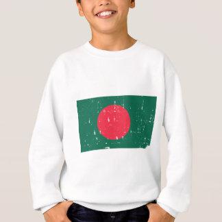 Bangladesh Flag Sweatshirt