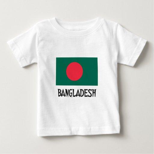Bangladesh Flag T Shirt