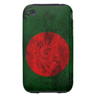 Bangladesh Flag Tough iPhone 3 Cases