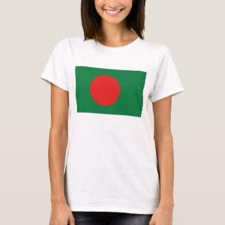 Bangladesh Flag x Map T-Shirt