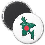 Bangladesh fresco iman para frigorífico
