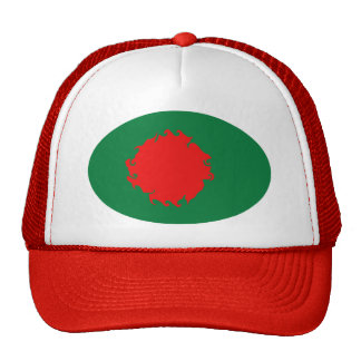 Bangladesh Gnarly Flag Hat