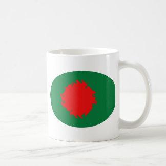 Bangladesh Gnarly Flag Mug