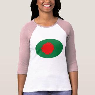 Bangladesh Gnarly Flag T-Shirt