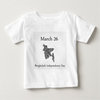 Bangladesh Independence day- March 26 Baby T-Shirt