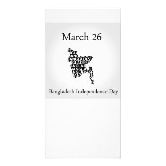 Bangladesh Independence day- March 26 Card