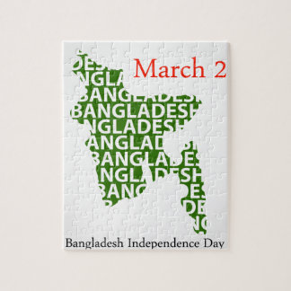 Bangladesh Independence day- March 26 Jigsaw Puzzle