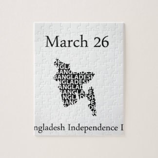 Bangladesh Independence day- March 26 Puzzle