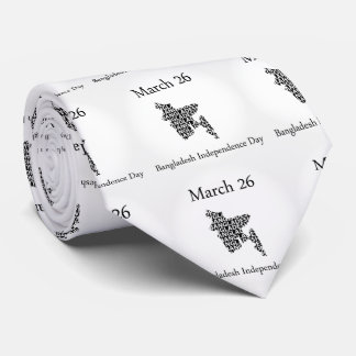 Bangladesh Independence day- March 26 Tie
