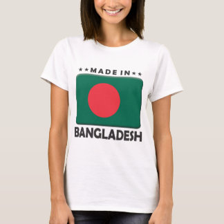 Bangladesh Made T-Shirt