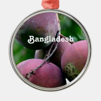Bangladesh Mango Tree Christmas Ornament