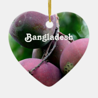Bangladesh Mango Tree Christmas Ornaments