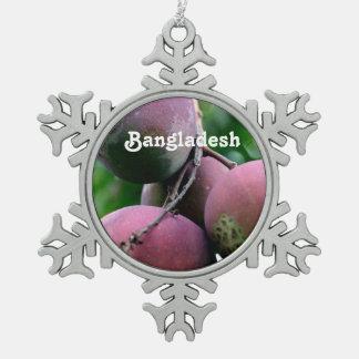Bangladesh Mango Tree Ornament
