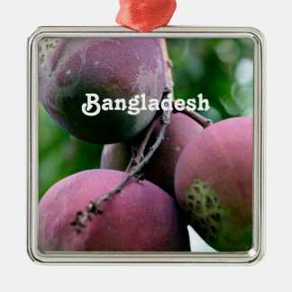 Bangladesh Mango Tree Christmas Tree Ornaments