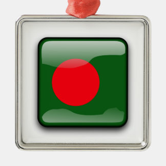 Bangladesh Flag Ornaments Keepsake