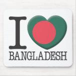 Bangladesh Mousemat
