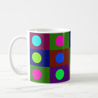 Bangladesh Multihue Flags Mug