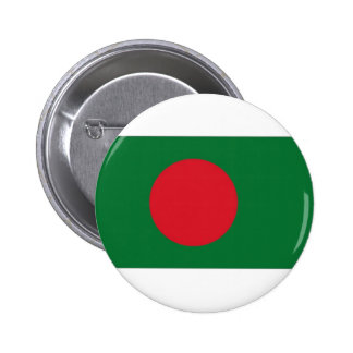 Bangladesh National Flag Pinback Button