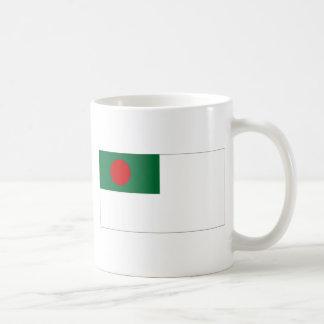 Bangladesh Naval Ensign Flag Coffee Mug