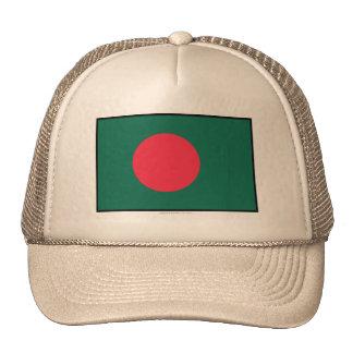 Bangladesh Plain Flag Trucker Hat