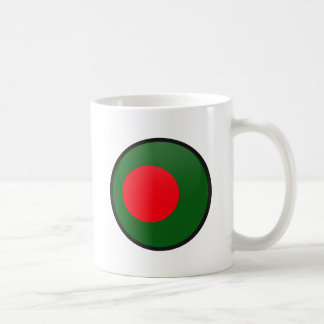 Bangladesh quality Flag Circle Mug