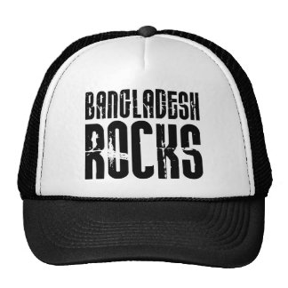 Bangladesh Rocks Trucker Hat