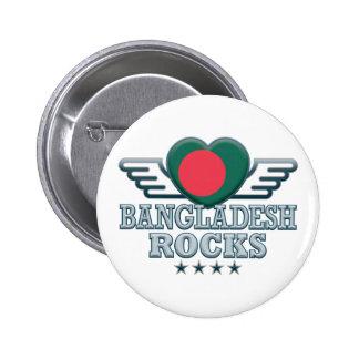 Bangladesh Rocks v2 Pin