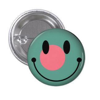 Bangladesh Smiley Pinback Button