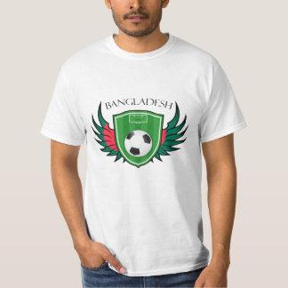 Bangladesh Soccer Ball Football T Shirt