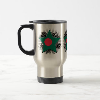 Bangladesh Star Coffee Mug