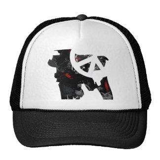 Bangladesh Trendy Peace Sign with Bangladeshi map Trucker Hat