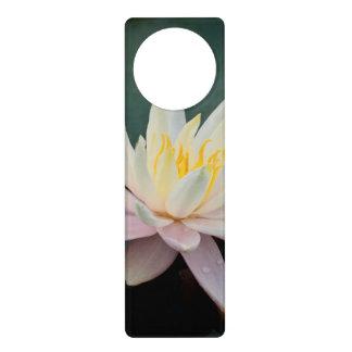 Bangladesh Water Lily Door Hangers