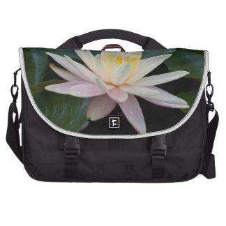 Bangladesh Water Lily Laptop Commuter Bag
