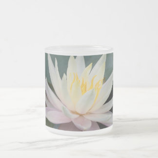 Bangladesh Water Lily Coffee Mugs