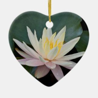 Bangladesh Water Lily Christmas Tree Ornament