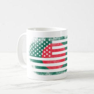 Bangladeshi American Flag   Bangladesh and USA Coffee Mug