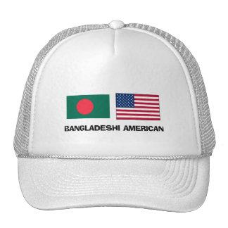 Bangladeshi American Trucker Hat
