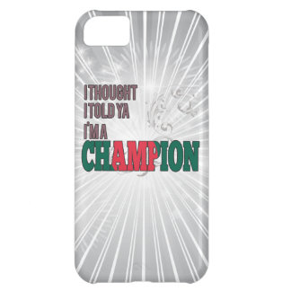 Bangladeshi and a Champion iPhone 5C Cover
