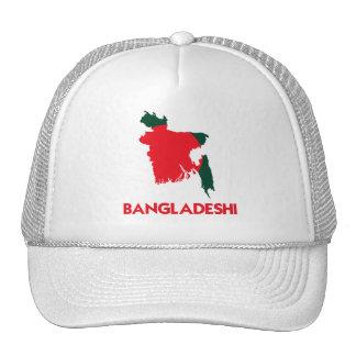 BANGLADESHI MAP TRUCKER HAT