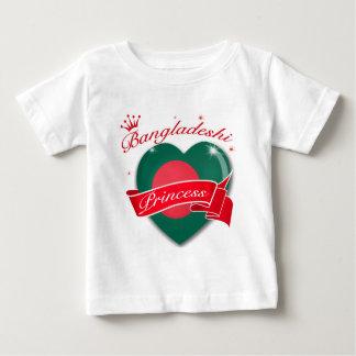 Bangladeshi Princess Baby T-Shirt